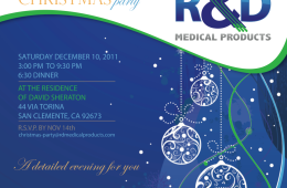 R&D Christmas Event 2011